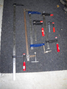 F-Bar Clamps For Sale