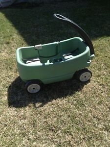 Step 1 kids wagon