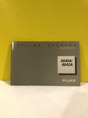 Fluke 879291 8840a8842a Digital Multimeter A Guide For New Users