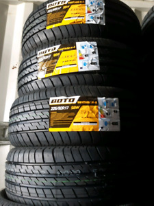 NEW 225/45/R17 ALL SEASON TIRES