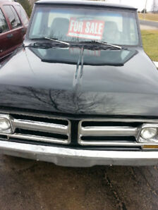 1968 Chevy Truck - Long Box