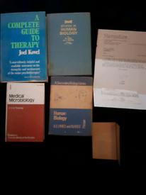 Human biology books