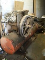Used Air Compressor 15 HP