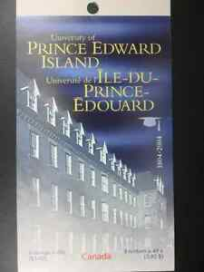 University of Prince Edward Island Stamp Booklet