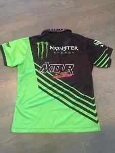 Authentic Monster Team Shirts