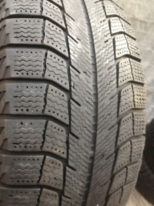 4 Michelin winter tires 205-55-16