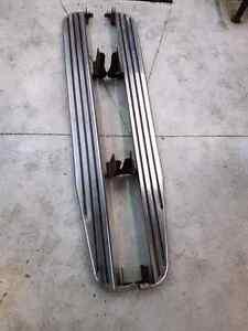 Dodge running boards/side steps