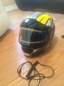 Hjc snowmobile helmet