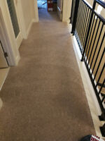 Steam Carpet Cleaning, After Construction Cleaning