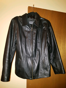 Leather jacket women's  from boutique of leathers