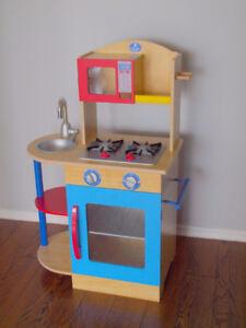 KidKraft wooden toy kitchen
