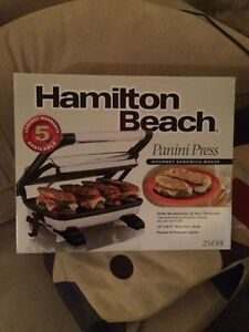 Panini Press new in box