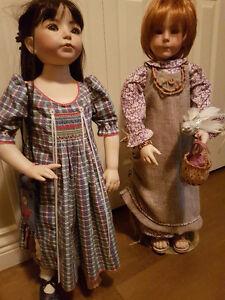 poupées fait a la main Saint-Hyacinthe Québec image 4