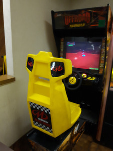 Arcade Game Clearance - TIC TAC TOE - Off Road Thunder