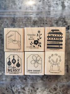 STAMP Awesome Gift Tags/Cards Now using TAGS SO MUCH