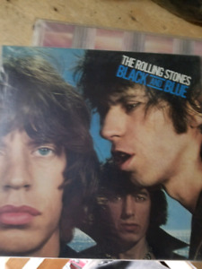 Rolling Stones VINYL Collection.