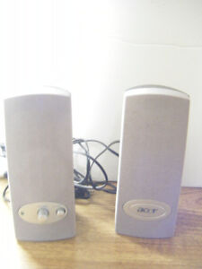 Acer computer speakers for sale