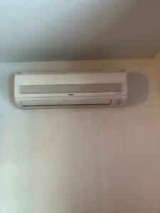 Appareil de climatisation et chauffage mural