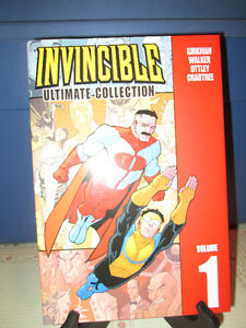 Invincible Volumes 1-3