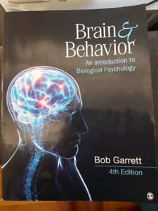 Brain & Behavior 4th ed