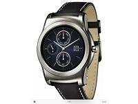 Galaxy S7 edge black+LG Urban smart watch