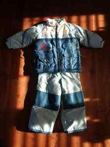 Chillz snow suit - 24 months - winter coat jacket outfit