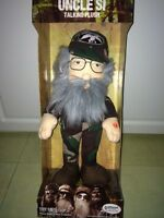 Collectable Duck commander uncle SI talking plush doll