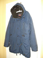 """ AUDVIK """" winter Jacket --- thermal insulation ---- size Large"