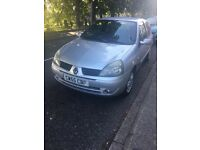 Renault Clio Extreme 16v 1.2 2005 79,000miles