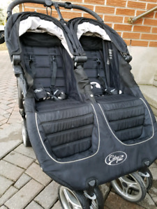 Baby Jogger City Double Stroller