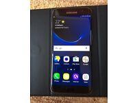 SAMSUNG S7 32GB EDGE BLACK VERY GOOD CONDITION