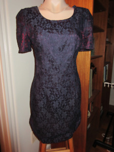 Two pretty cocktail length dresses both size 6