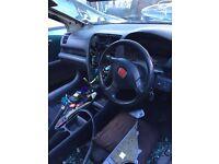 Honda Civic type r steering wheel with airbag