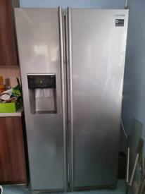 American Style Samsung Fridge Freezer