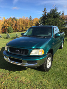 1998 Ford F150 XLT 4x4 for sale