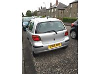 2005 Yaris for sale