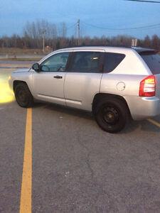 2008 Jeep Compass VUS West Island Greater Montréal image 3