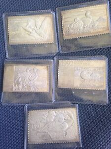 PURE SILVER STAMPS