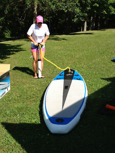 Jimmy Lewis Inflatable SUP - stand up paddleboard