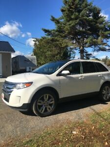 2013 Ford Edge LTD. Edition SUV, Crossover