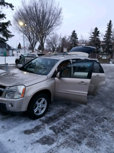 2006 Chevrolet equinox in good condition