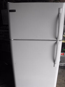 Working White Frigidaire Fridge