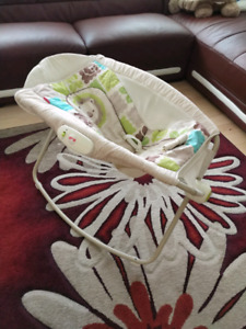 Fisher Price rocking bassinet