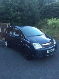 Vauxhall meriva 1.6 petrol 54k low mileage