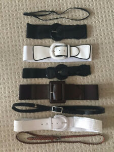 Lot of belts size M/L $10