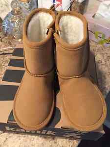 New Gap Ugg-style Boots- Girls size 10