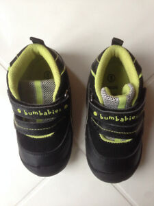 Jacob bumbabies infant / baby / toodler shoes, size 5 for 18 mon