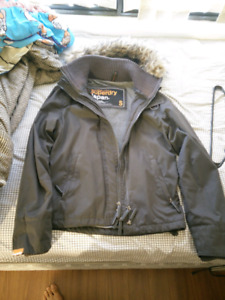SMALL Superdry Winter jacket NEGOTIABLE
