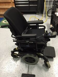 Invacare TDX Powerdrive Wheel Chair