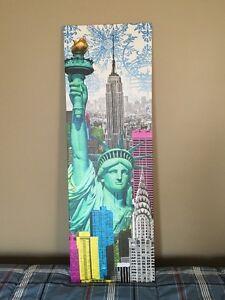 Canvas Art - New York